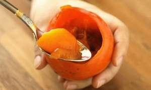 Употребление в пищу хурмы при язве желудка