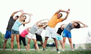 Физические упражнения при язвенной болезни желудка