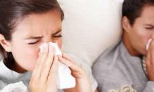 Тошнота при простуде