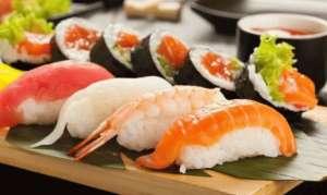 Суши и роллы при гастрите