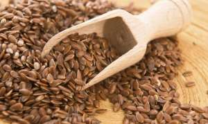 Терапия язвы желудка семенами льна