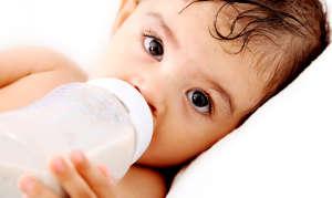 Помощь при запоре у новорождённого на искусственном вскармливании