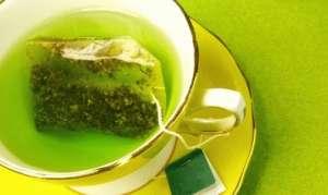 Зелёный чай при гастрите