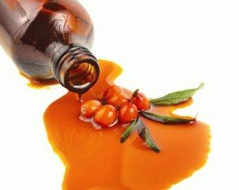 Облепиховое масло при язве желудка: способы применения и польза