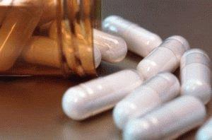Медикаменты при лечении язвенной болезни