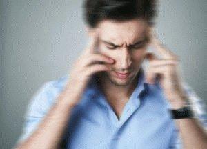 Головокружение как симптом