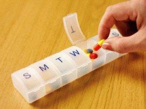 Медикаментозный курс