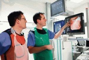 Эндоскопия в лечении