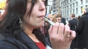 Электронный аналог сигарет