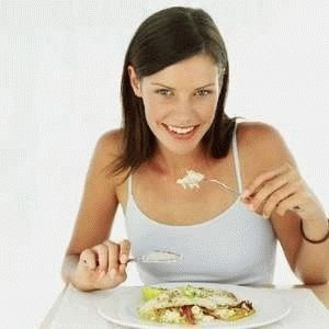 Тщательно пережёвывайте пищу