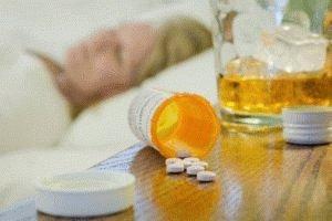 Приём лекарственных препаратов