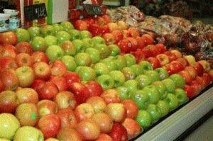 Разнообразие яблок