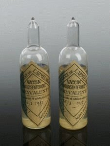 Вакцинация при дизентерии