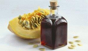 Тыквенное масло