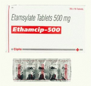 Таблетки при геморрое с кровотечением