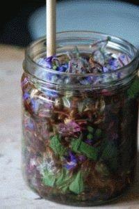 Травяной сбор лекарственный