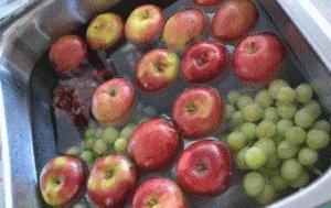 Грязные фрукты