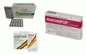 Лекарства от инфекции