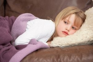 Ребёнок болеет описторхозом