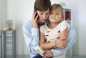 Лямблиоз у ребёнка