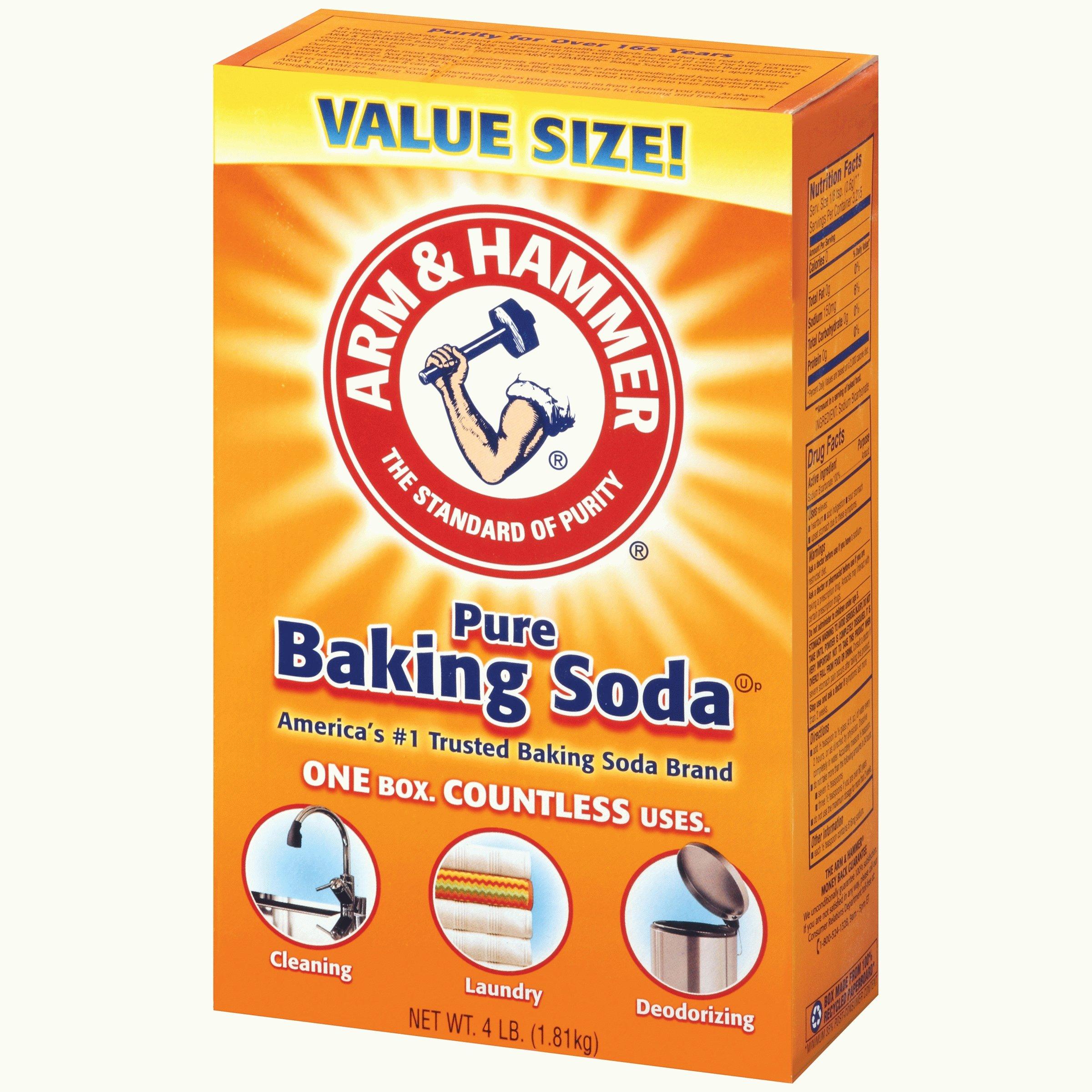 Что можно есть при очищении содой 7