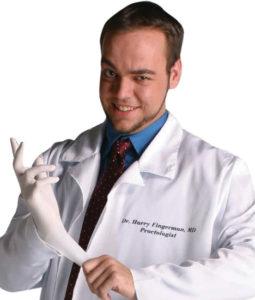 Врач-проктолог