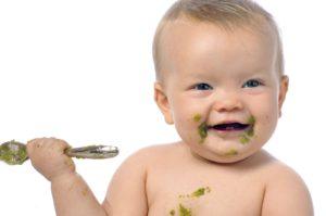 Первый прикорм младенца