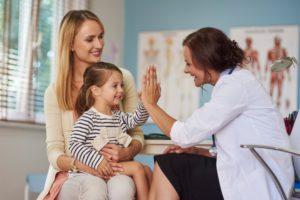 Назначения педиатра