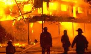 Отравление дымом и продуктами горения