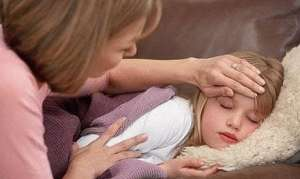 Сальмонеллёз у детей