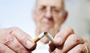 Икота при курении