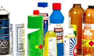 Отравление бытовой химией