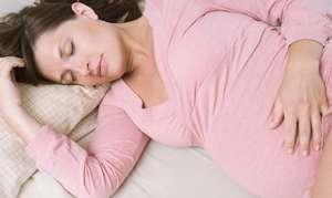 Спазмы в животе при беременности