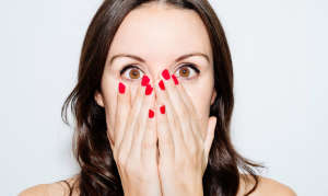 Хронический плохой запах изо рта
