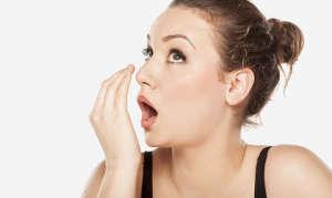 Налёт на языке и плохой запах изо рта