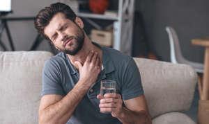 Болит горло после ФГДС