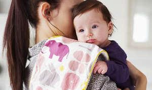 Отрыжка у ребёнка