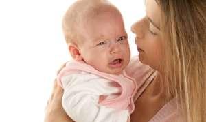 Рвота после еды у ребёнка