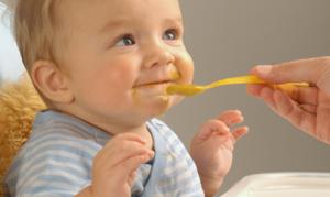 Диета при отравлении у ребёнка