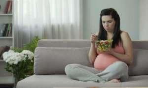 Рвота с кровью при беременности