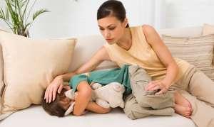Понос и температура у ребёнка