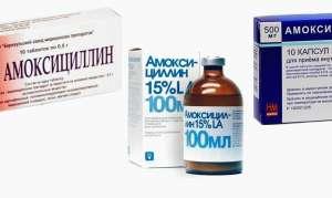 Антибиотики при гастрите