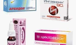 «Ингавирин» при ротавирусной инфекции