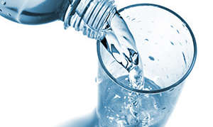 Минеральная вода от запоров