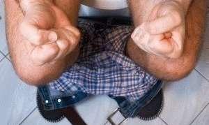 Как сходить в туалет при геморрое безболезненно
