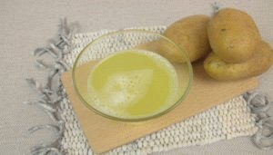 Сундук витаминов – это картофельный сок
