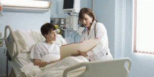 Обсуждение терапии с лечащим врачом