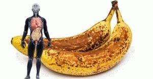 Влияние бананов на организм