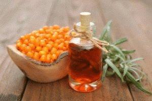 Антиоксидантное масло облепихи