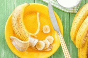 Бананы полны витаминов